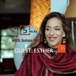 Interview with Esther Russell - Twice 5 Miles