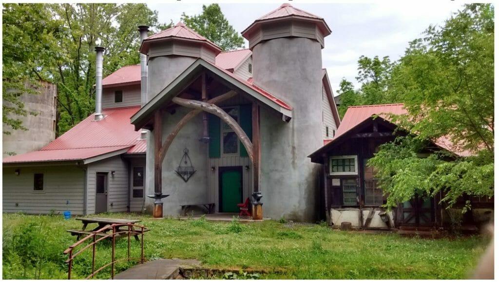 Blacksmithing Shop @ John C Campbell folk School