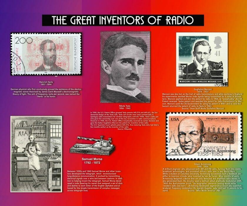 Inventors of Radio