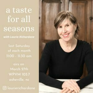 Laurie-Richardone-A Taste for All Seasons